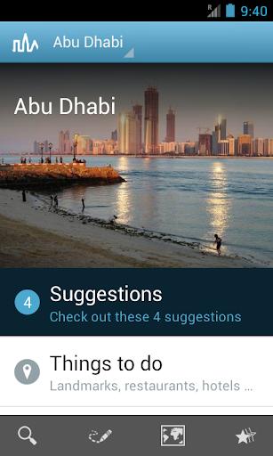 Abu Dhabi Guide by Triposo