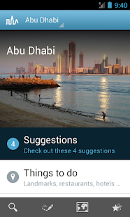 Abu Dhabi Guide by Triposo - screenshot thumbnail