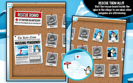 免費下載解謎APP|Learning Gems - Penguin Rescue app開箱文|APP開箱王