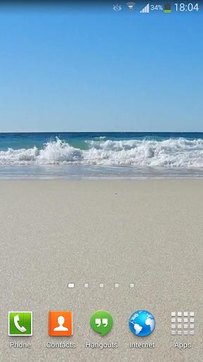 Ocean Waves Live Wallpaper HD8