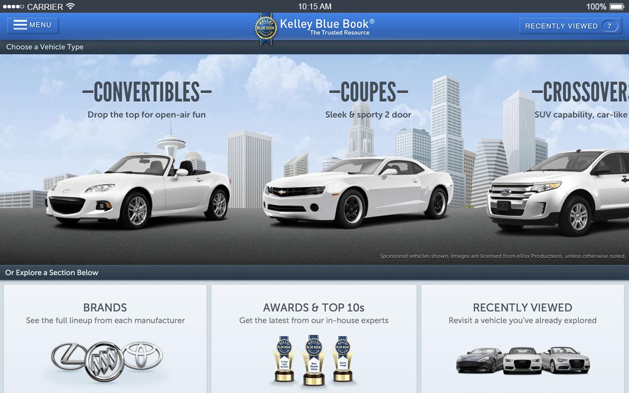 KBB com Car Prices & Reviews - Revenue & Download estimates