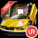 UR 3D Lamborghini Live Theme icon