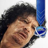 اضحك مع معمر القذافي م( LWMG )