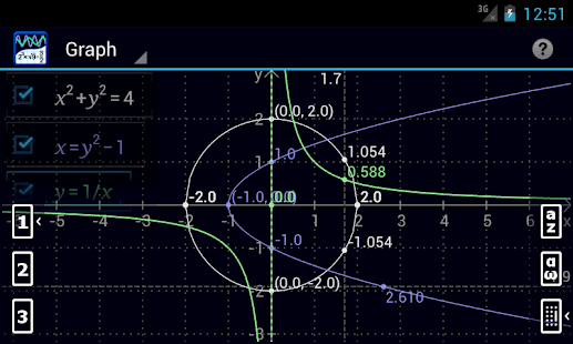 Graphing Calculator PRO/EDU - screenshot thumbnail