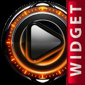 Poweramp Widget Orange Magic