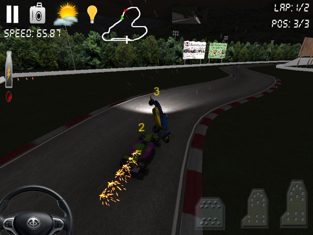 Race Rally 3DXtreme Car Racing - screenshot