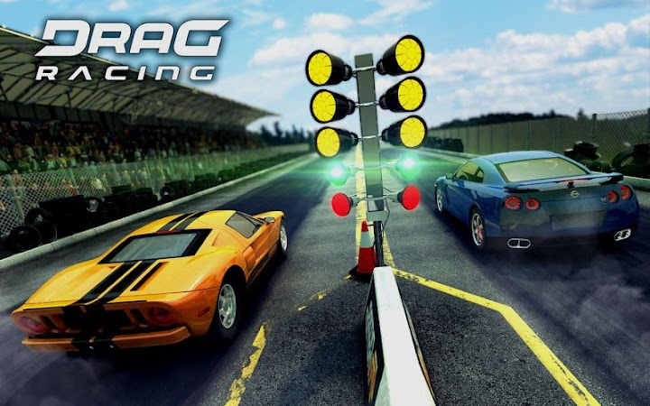 Drag Racing Classic v1.7.23 [Mod Money/Unlocked]