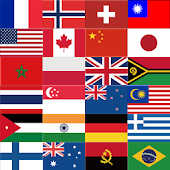 World flag quiz (guess flag)