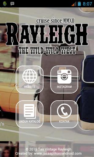 Tas Vintage Rayleigh