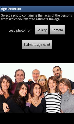 Age Estimator Free
