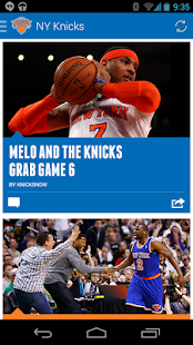 Official New York Knicks App - screenshot thumbnail