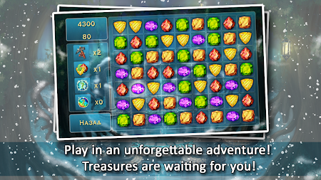 Forgotten Treasure 2 - Match 3 APK screenshot thumbnail 1