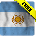 Argentina flag Free lwp icon