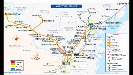 Rb - Commuter Rail