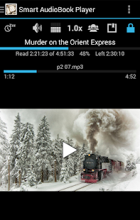 Smart AudioBook Player - screenshot thumbnail