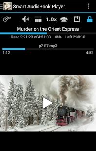 Smart AudioBook Player- screenshot thumbnail