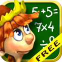 Hudriks Math For Kids Lite icon