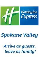 Screenshot of Holiday Inn Exp Spokane Valley