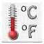 Thermometer (+StatusBar +Wear) APK for Blackberry