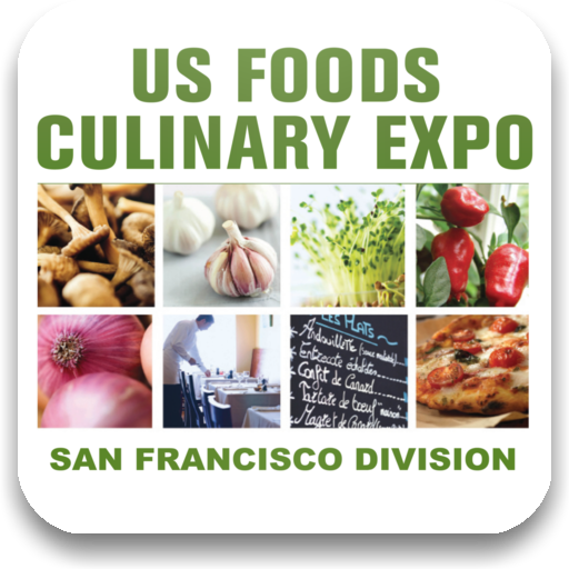 US Foods SF Culinary Expo 2013 書籍 LOGO-阿達玩APP