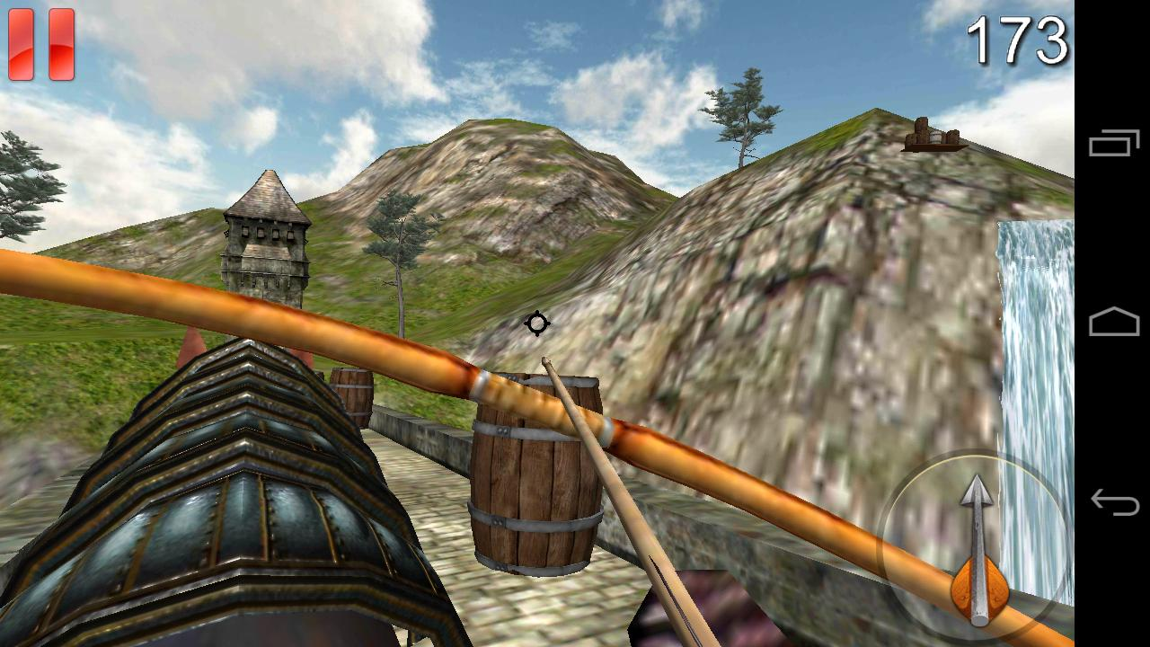 Longbow - Archery 3D - screenshot