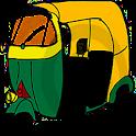 Mumbai Rickshaw and Taxi Fares logo