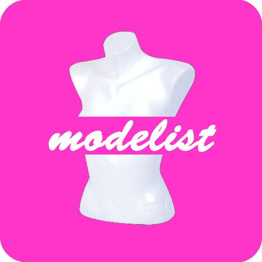 生活必備App|Modelist - 扮靚自己 LOGO-綠色工廠好玩App