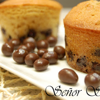 Chocolate Nut Muffins.