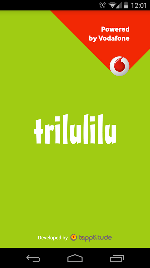 Trilulilu- screenshot
