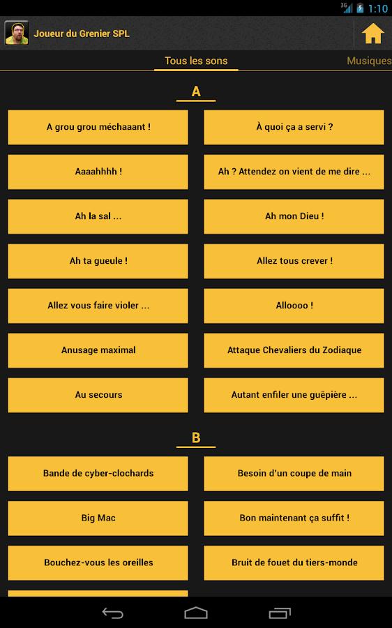 Joueur du Grenier SPL - screenshot