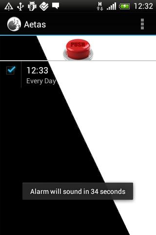 Aetas Alarm Clock