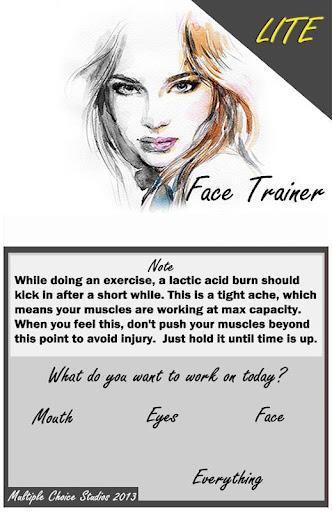 Face Trainer Lite
