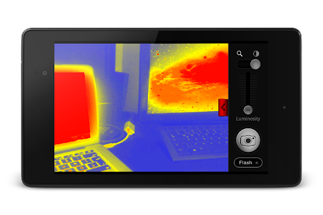 Thermal Vision Camera - screenshot thumbnail