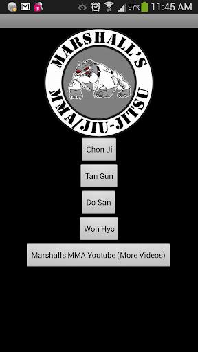 Marshalls MMA Kata Edition