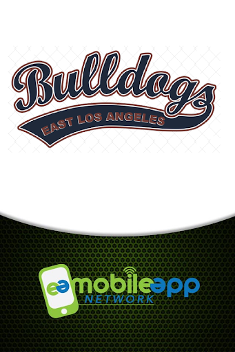 East LA Bulldog Ftball Cheer