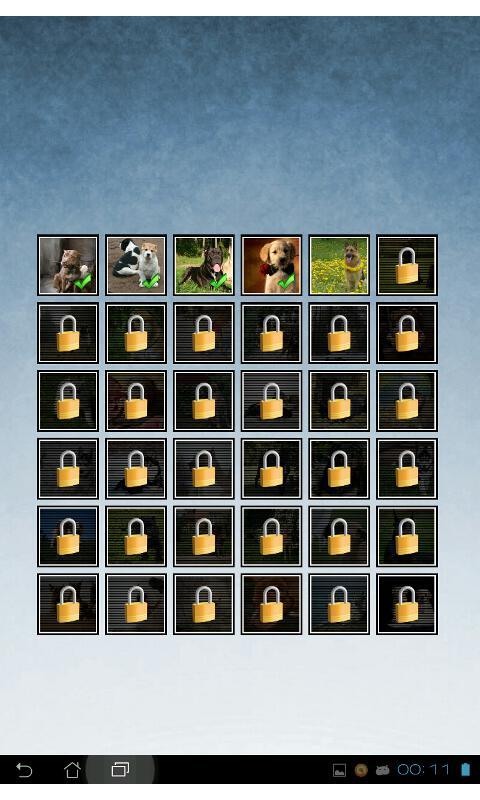 Dogs Puzzles- screenshot