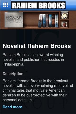 Rahiem Brooks