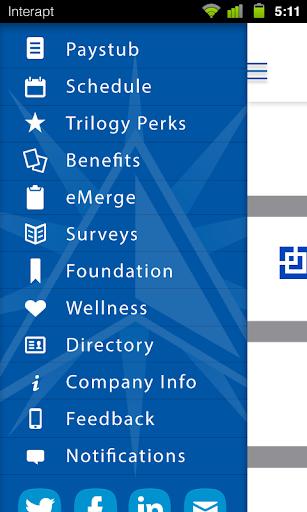 Trilogy HS Employee App