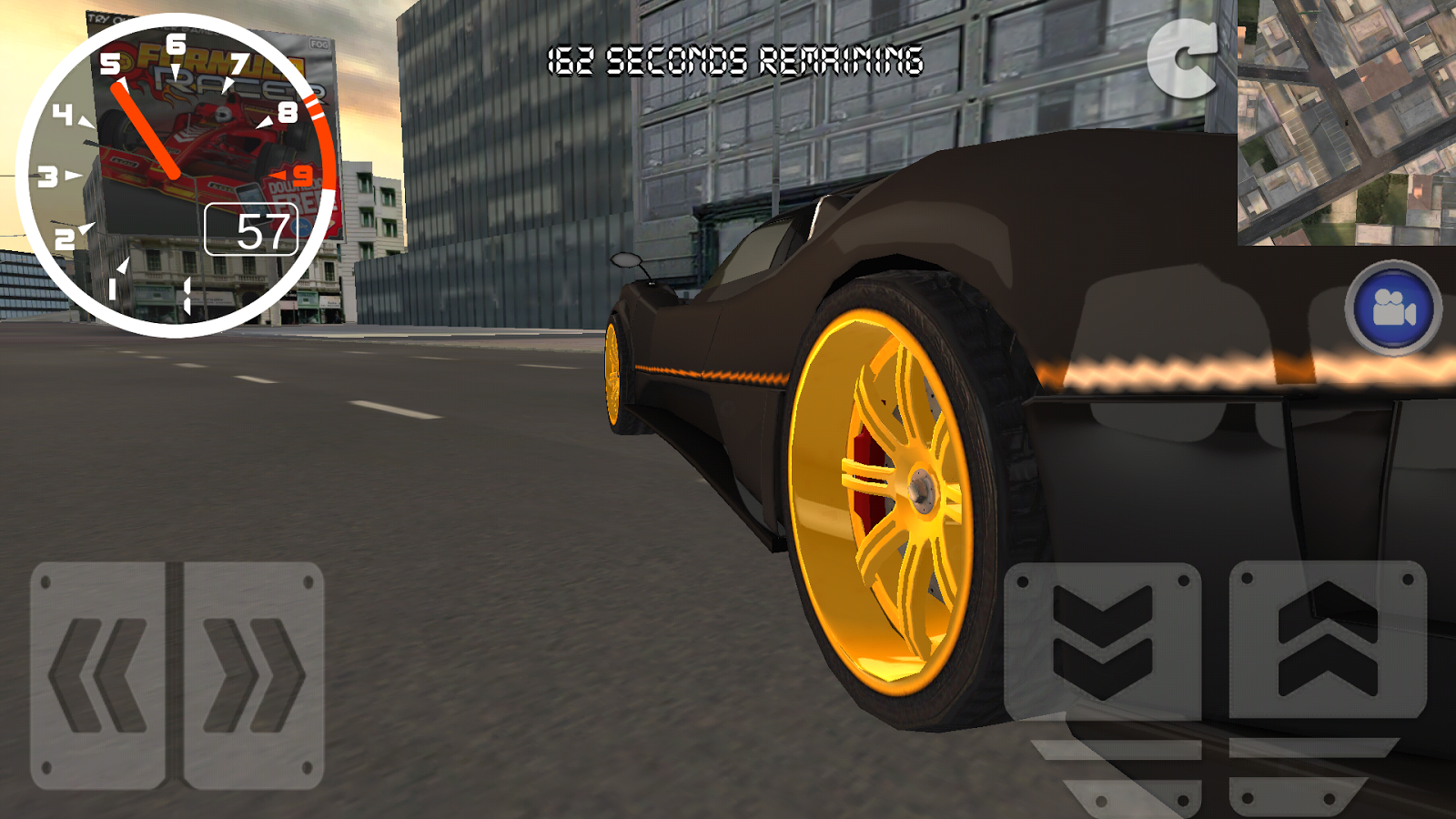 Super car city driving sim free games free online - Race Car City Driving Sim Screenshot