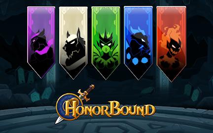 HonorBound (RPG) Screenshot 1