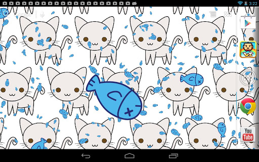 Cat and Fish LWP Lite