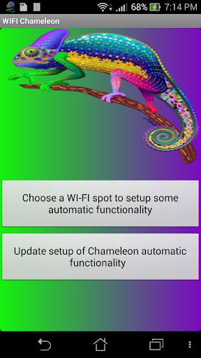 WI-FI Chameleon