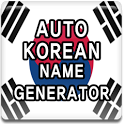 Auto Korean Name Generator icon