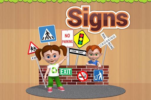 Signs - Lite Autism Series
