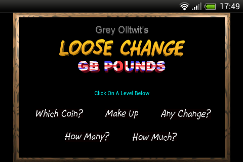 Loose Change GBP image