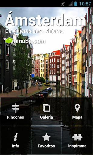 Amsterdam: Guía de viaje
