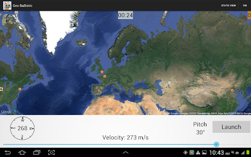 Geo ballistic map game android apps on google play geo ballistic map game screenshot thumbnail gumiabroncs Image collections