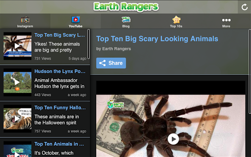 Earth Rangers- screenshot thumbnail