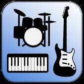 Banda: Piano, Guitarra, Tambor