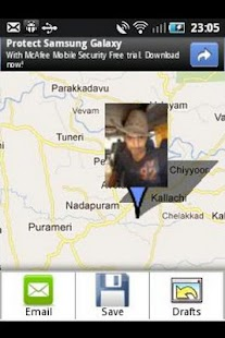 Location Share - screenshot thumbnail